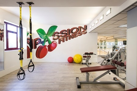 Gym Rome Passion Fitness